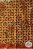Agen Kain Batik Solo Terlengkap, Jual Online Batik Halus Printing Untuk Busana Kerja Wanita Dan Pria Harga 65K [K3261P-200x115cm]