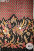 Sedia Kain Batik Motif Terbaru Tren 2020, Batik Halus Kwalitas Istimewa Dengan Harga Biasa Proses Printing, Cocok Untuk Pakaian Kerja Nan Berkelas Hanya 65K [K3332P-200x110cm]
