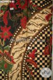 Kain Batik Elegan Dan Mewah, Batik Solo Terbaru Motif Bagus Proses Printing, Bisa Untuk Blus Wanita Karir Dan Kemeja Lengan Panjang Pria Kantoran [K3348P-240x110cm]