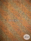 Bahan Jarik Batik Parang Jahe, Motif Batik Klasik Favorit Untuk Kemeja Pria [KJ034AM]