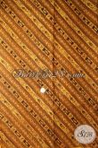 Batik Solo, Kain Bahan Jarik Corak Liris atau Rujak Senthe [KJ042AM-240×110 cm]