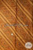 Batik Halus Motif Parang Pari, Bahan Kain Jarik, Asli Batik Solo [KJ043AM-240×110 cm]