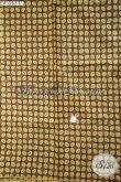 Jual Bahan Jarik Batik Klasik Motif Kawung Batu Bagus Asli Solo [KJ052AM-240x110cm]