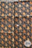 Kain Batik Untuk Jarik Motif Kembang Kanthil, Batik Lawasan Khas Jawa Tengah Kwalitas Bagus Harga Murmer [KJ067AM-240x105cm]