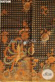 Batik Halus Klasik Proses Kombinasi Tulis, Batik Solo Jawa Tengah Bahan Jarik Nan Istimewa Harga Murmer [KJ072AM-240x105cm]