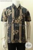 Model Baju Batik Trendy Motif Unik, Kemeja Batik Modern Untuk Pria Tampil Gaya Dan Terlihat Keren [LD10419PB-S]
