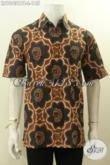 Model Pakaian Batik Pria Asli Buatan Solo, Hadir Dengan Desain Kekinian Berpadu Motif Elegan Dan Mewah, Di Jual Online 145K [LD10431PB-L]