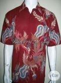Kemeja Batik Pria Asli Dari Solo Dijual Online Diseluruh Indonesia Juga Malaysia, Brunei, Hongkong, Singapura [LD1332T-XL]