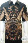 Baju Batik Pria Unik, Toko Batik Tulis Bagus, Berkualitas, Mewah, Premium [LD2005TS-XL]