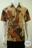 Tempat Beli Baju Batik Pria Terlengkap, Sedia Kemeja Batik Tulis Premium Berbahan Halus Dengan Harga Terjangkau [LD3403T-M]