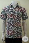 Online Shop Baju Batik Keren Asli Wong Solo, Jual Pakaian Batik Paling Keren Untuk Anak Muda Tampil Gaul Dan Trendy [LD3520CD-M]