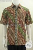 Baju Batik Solo Terkini, Hadir Untuk Pria Muda Dan Dewasa Berbahan Adem Motif Trendy Untuk Tampil Lebih Tampan [LD6728CTG-L]