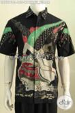 Kemeja Batik Motif Semar, Baju Batik Jawa Halus Proses Tulis Harga Murmer [LD7576T-L]