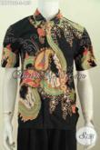 Toko Pakaian Batik Online Terlengkap, Sedia Baju Batik Kerja Lengan Pendek Proses Tulis 155k, Modis Juga Untuk Hangout [LD7780T-S]
