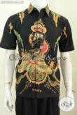 Baju Batik Tulis Murmer Kwalitas Bagus Motif Trendy Untuk Leleaki Muda Tampil Beda [LD7806T-S]