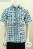Hem Batik Pria Muda, Busana Batik Modern Nan Istimewa Untuk Pria Terlihat Lebih Mempesona [LD8256C-M]
