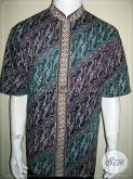 Kemeja Batik Koko Ukuran XL, Elegan dan Menawan, Untuk Laki-Laki Modern [LD902CDK-XL]