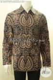 Aneka Baju Batik Printing Cabut Motif Klasik Nan Elegan, Pakaian Batik Bagus Harga Terjangkau Kwalitas Bagus, Pas Buat Acara Formal [LP10778PB-XL , XXL]