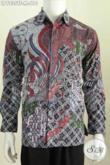 Busana Batik Lengan Panjang Halus Mewah Proses Tulis Daleman Pakai Furing Di Jual Online 610K [LP7835TF-M]