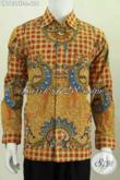 Busana Batik Mewah Halus Lengan Panjang Di Jual Online, Pakaian Batik Istimewa Full Furing Pas Banget Buat Rapat [LP7839TF-L]
