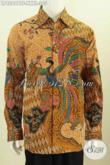 Hem Batik Super Jumbo, Kemeja Batik Spesial Untukpria Gemuk Sekali Motif Klasik Lengan Panjang Full Furing Harga 305K [LP8289BTF-XXXL]