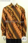 Model Batik Pria Lengan Panjang Modern Terbaru