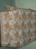 Jual Kain Batik Murah Motif Sekar Jagad, Batik Cap Kombinasi Tulis [K186]