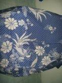 Jual Kain BAtik Warna Biru Dengan Harga Empat Puluh Ribuan Di Batik Solo Murah [K265]
