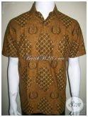 Kemeja Batik Corak Klasik Untuk Acara Resmi Dan Formal, Batik Kerja [LD239P-M]